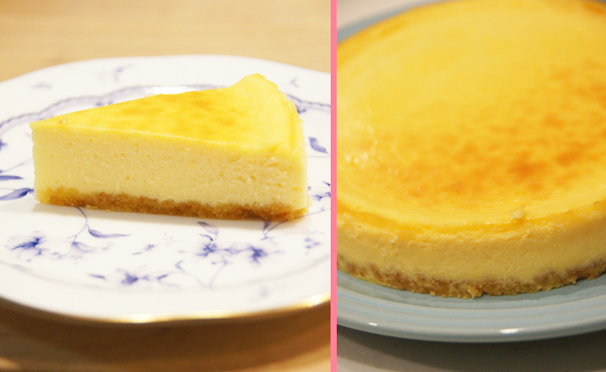 ニューヨークチーズケーキ、作りました☆_c0139591_12560472.jpg