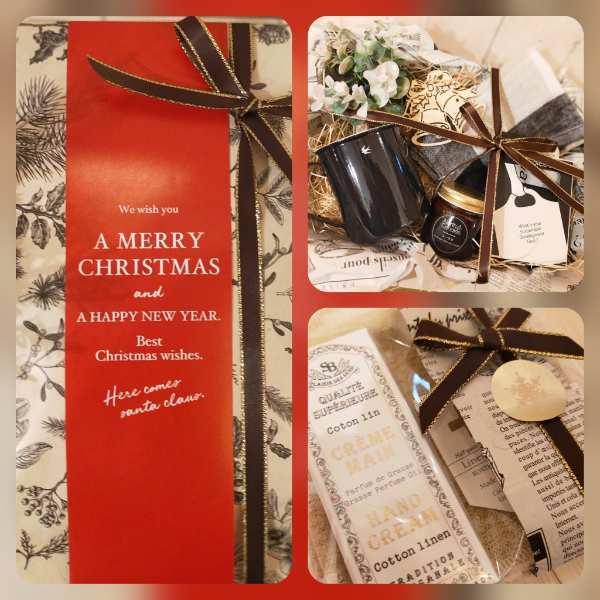 クリスマスギフト_d0345667_15435064.jpg