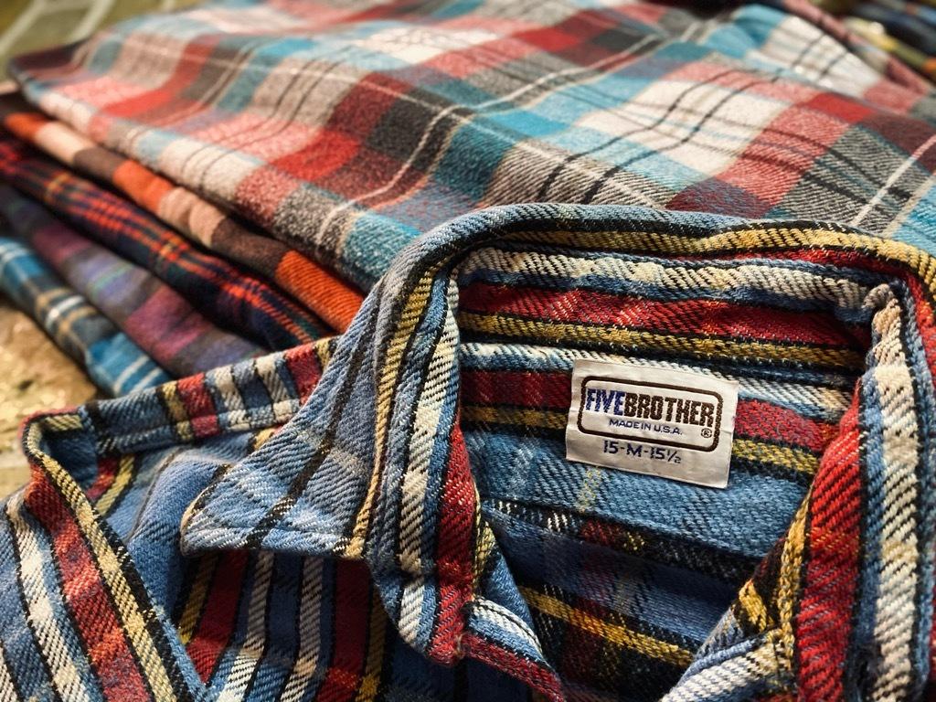 マグネッツ神戸店 12/12(土)Superior入荷! #3 Flannel Shirt !!!_c0078587_10595772.jpg