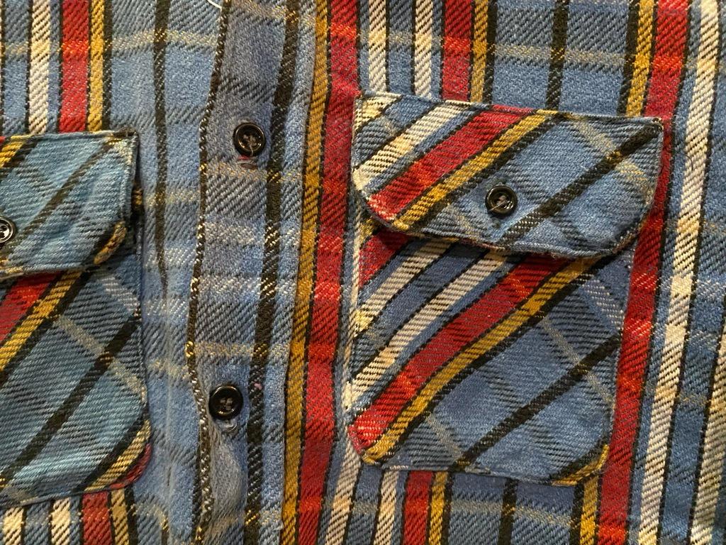 マグネッツ神戸店 12/12(土)Superior入荷! #3 Flannel Shirt !!!_c0078587_11001405.jpg