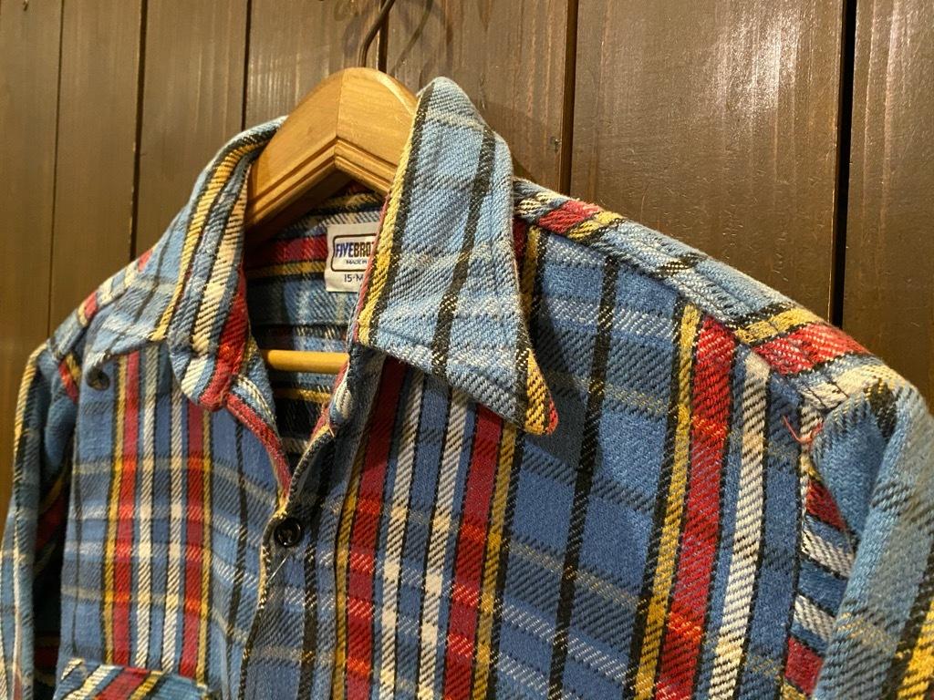マグネッツ神戸店 12/12(土)Superior入荷! #3 Flannel Shirt !!!_c0078587_11001407.jpg