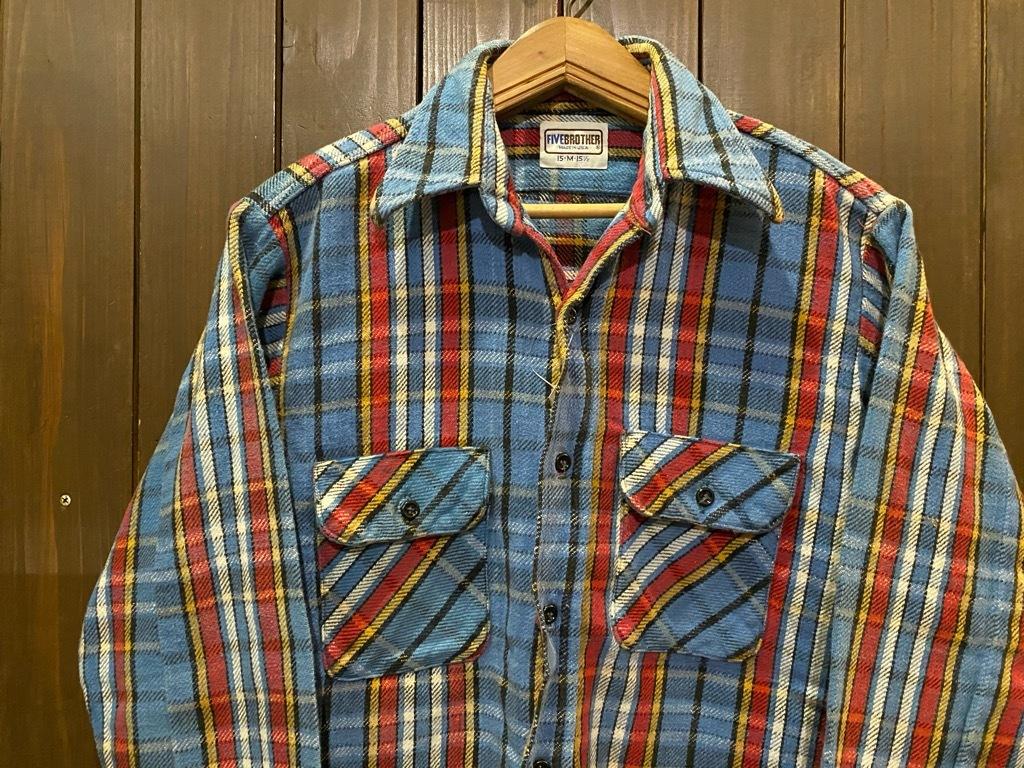 マグネッツ神戸店 12/12(土)Superior入荷! #3 Flannel Shirt !!!_c0078587_11001473.jpg