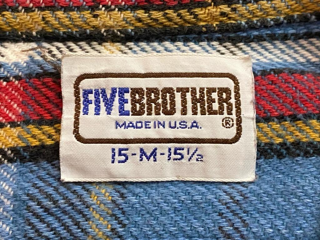 マグネッツ神戸店 12/12(土)Superior入荷! #3 Flannel Shirt !!!_c0078587_11001585.jpg