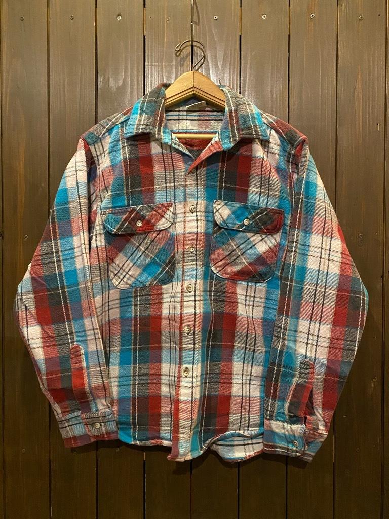 マグネッツ神戸店 12/12(土)Superior入荷! #3 Flannel Shirt !!!_c0078587_11003549.jpg