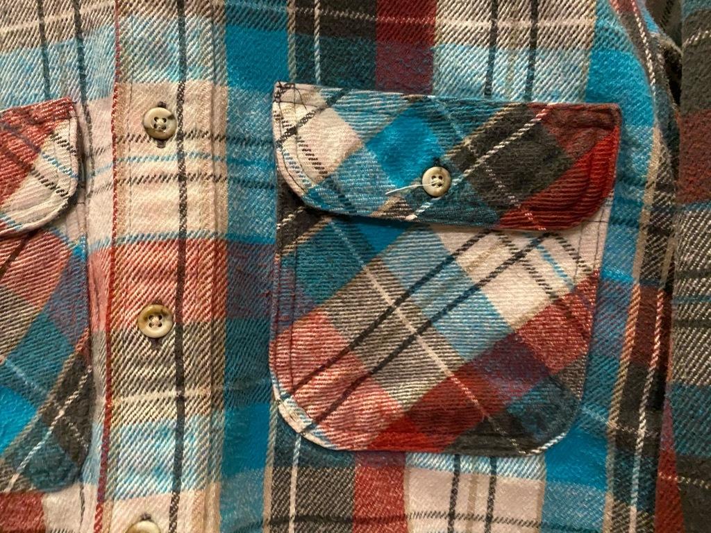 マグネッツ神戸店 12/12(土)Superior入荷! #3 Flannel Shirt !!!_c0078587_11003613.jpg