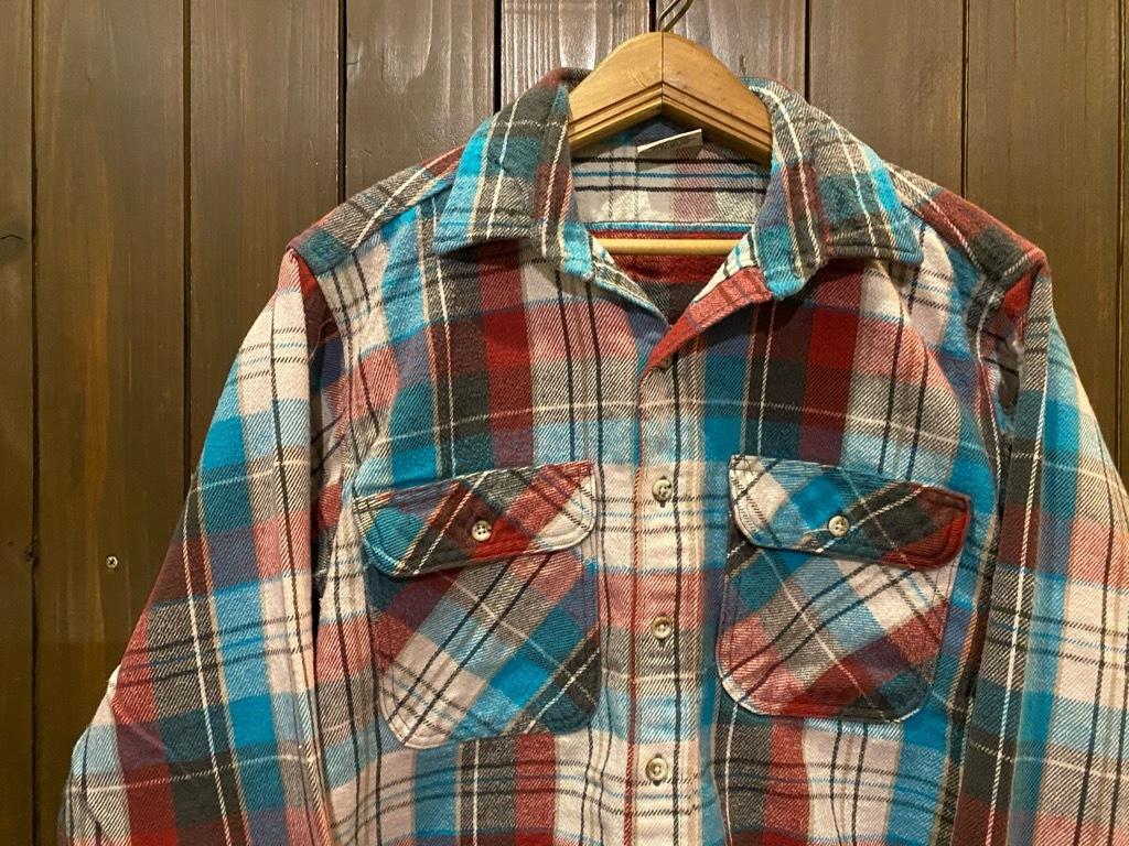 マグネッツ神戸店 12/12(土)Superior入荷! #3 Flannel Shirt !!!_c0078587_11003674.jpg