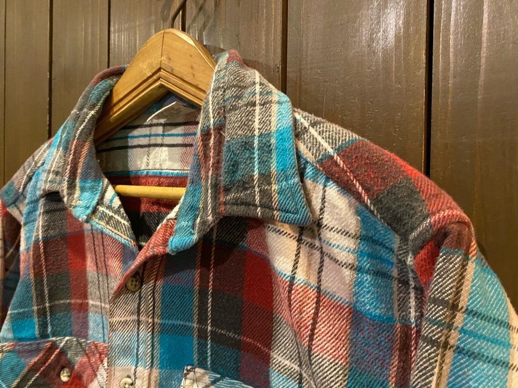 マグネッツ神戸店 12/12(土)Superior入荷! #3 Flannel Shirt !!!_c0078587_11003689.jpg