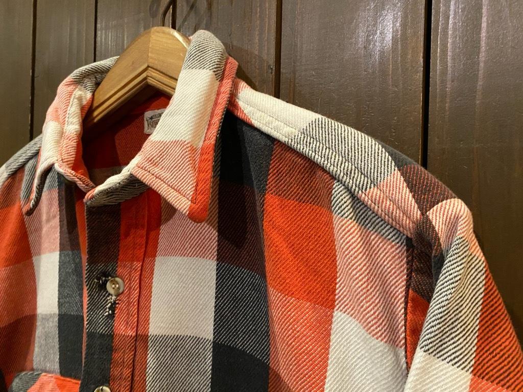 マグネッツ神戸店 12/12(土)Superior入荷! #3 Flannel Shirt !!!_c0078587_11005651.jpg