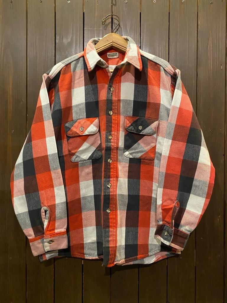 マグネッツ神戸店 12/12(土)Superior入荷! #3 Flannel Shirt !!!_c0078587_11005657.jpg