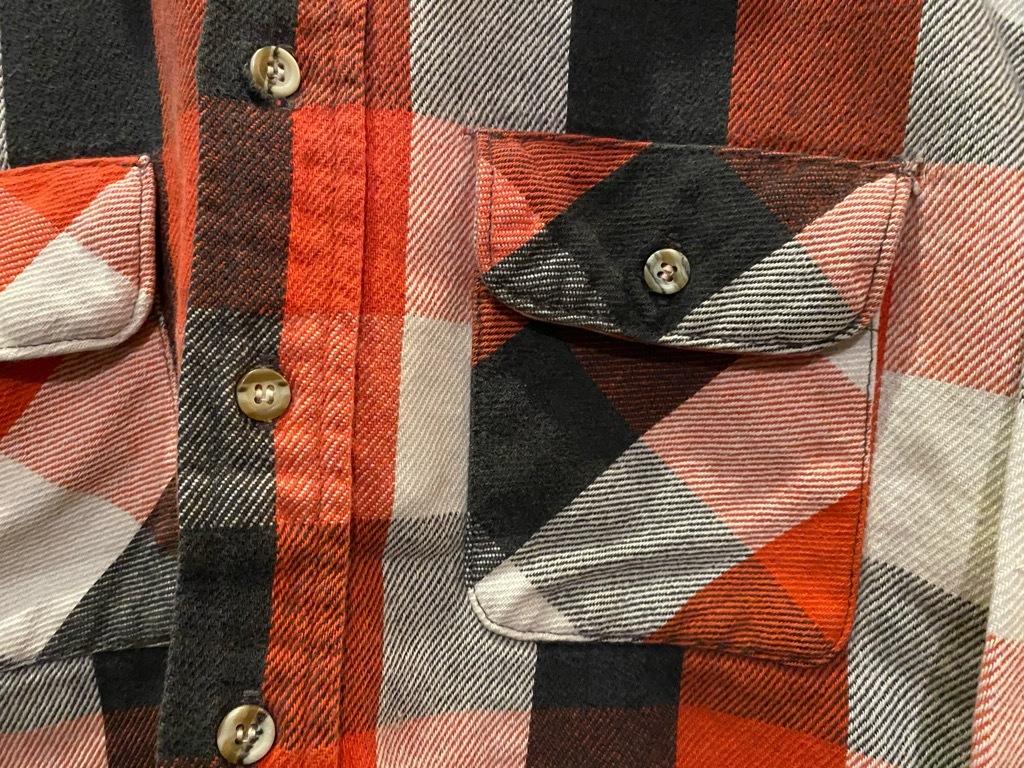 マグネッツ神戸店 12/12(土)Superior入荷! #3 Flannel Shirt !!!_c0078587_11005796.jpg