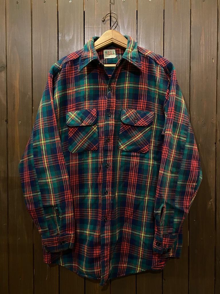 マグネッツ神戸店 12/12(土)Superior入荷! #3 Flannel Shirt !!!_c0078587_11011448.jpg