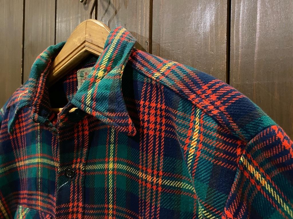 マグネッツ神戸店 12/12(土)Superior入荷! #3 Flannel Shirt !!!_c0078587_11011528.jpg
