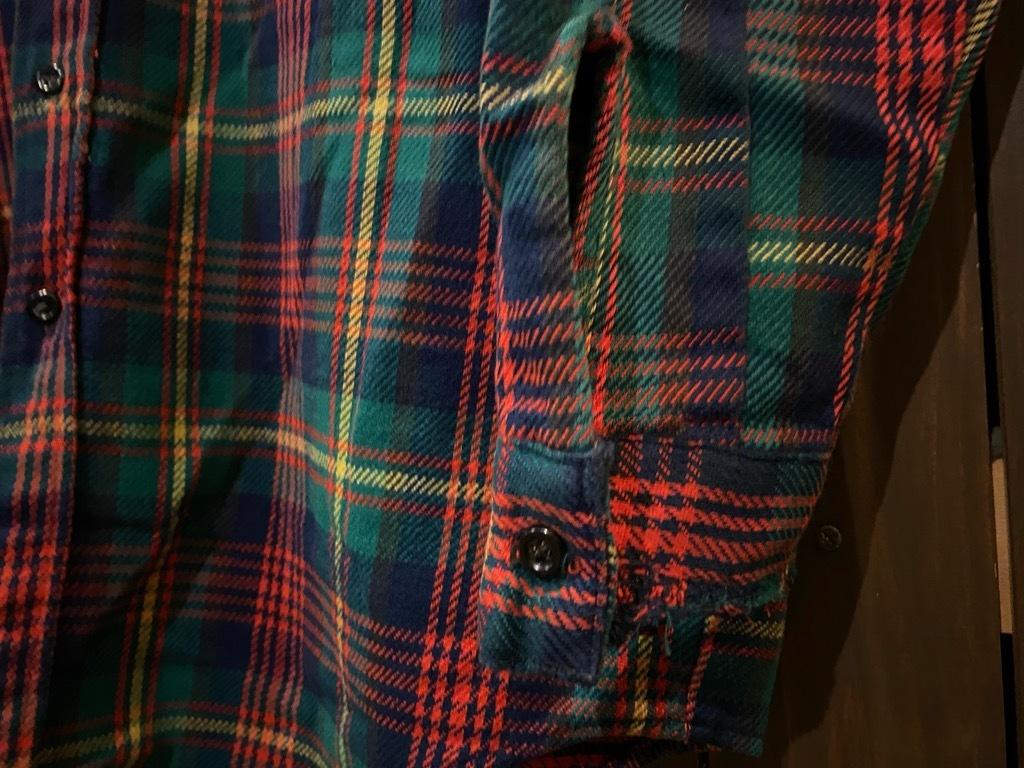 マグネッツ神戸店 12/12(土)Superior入荷! #3 Flannel Shirt !!!_c0078587_11011645.jpg