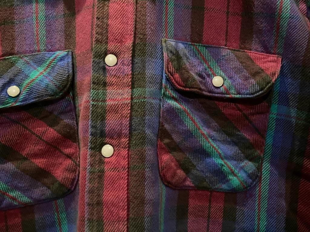 マグネッツ神戸店 12/12(土)Superior入荷! #3 Flannel Shirt !!!_c0078587_11013023.jpg