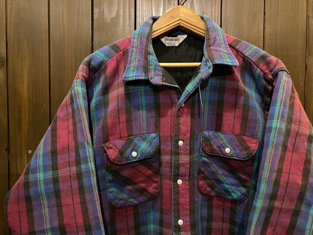 マグネッツ神戸店 12/12(土)Superior入荷! #3 Flannel Shirt !!!_c0078587_11013042.jpg