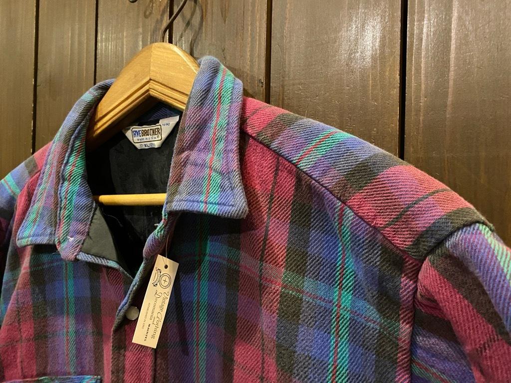 マグネッツ神戸店 12/12(土)Superior入荷! #3 Flannel Shirt !!!_c0078587_11013082.jpg