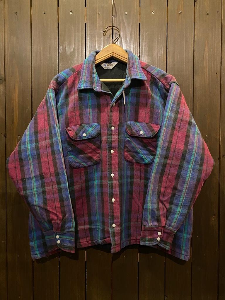 マグネッツ神戸店 12/12(土)Superior入荷! #3 Flannel Shirt !!!_c0078587_11013199.jpg