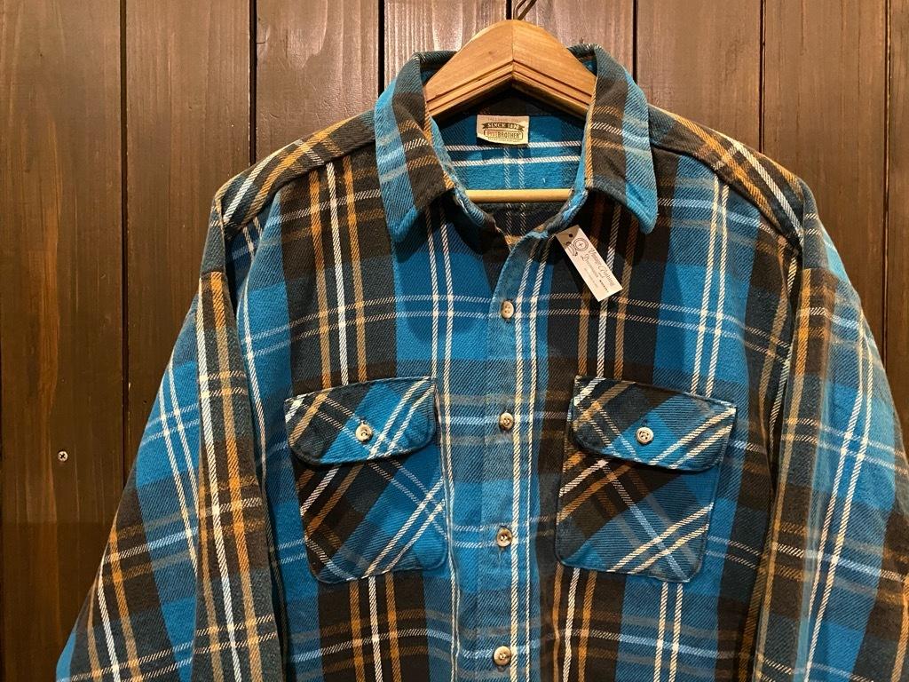 マグネッツ神戸店 12/12(土)Superior入荷! #3 Flannel Shirt !!!_c0078587_11015802.jpg