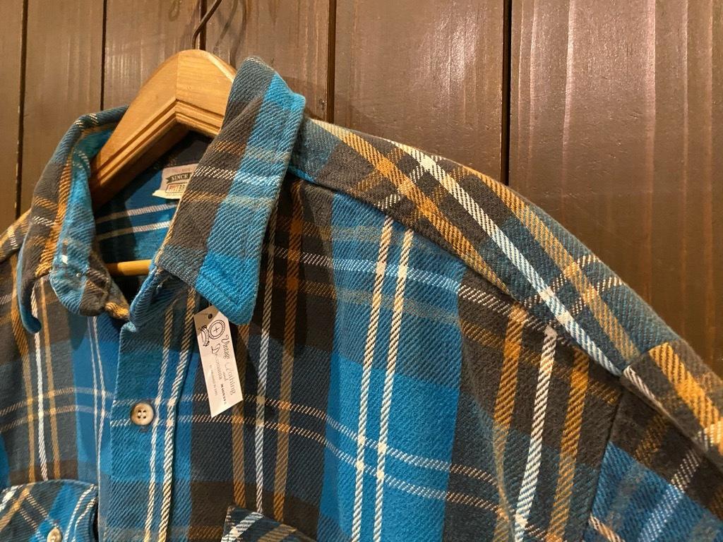 マグネッツ神戸店 12/12(土)Superior入荷! #3 Flannel Shirt !!!_c0078587_11015812.jpg