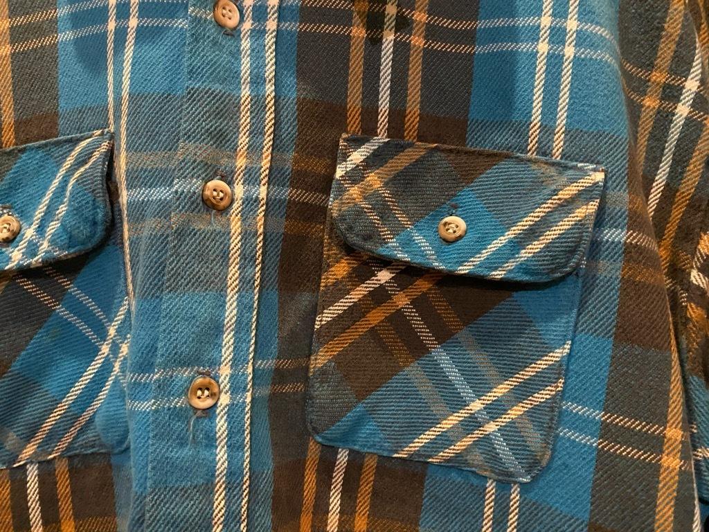 マグネッツ神戸店 12/12(土)Superior入荷! #3 Flannel Shirt !!!_c0078587_11015814.jpg