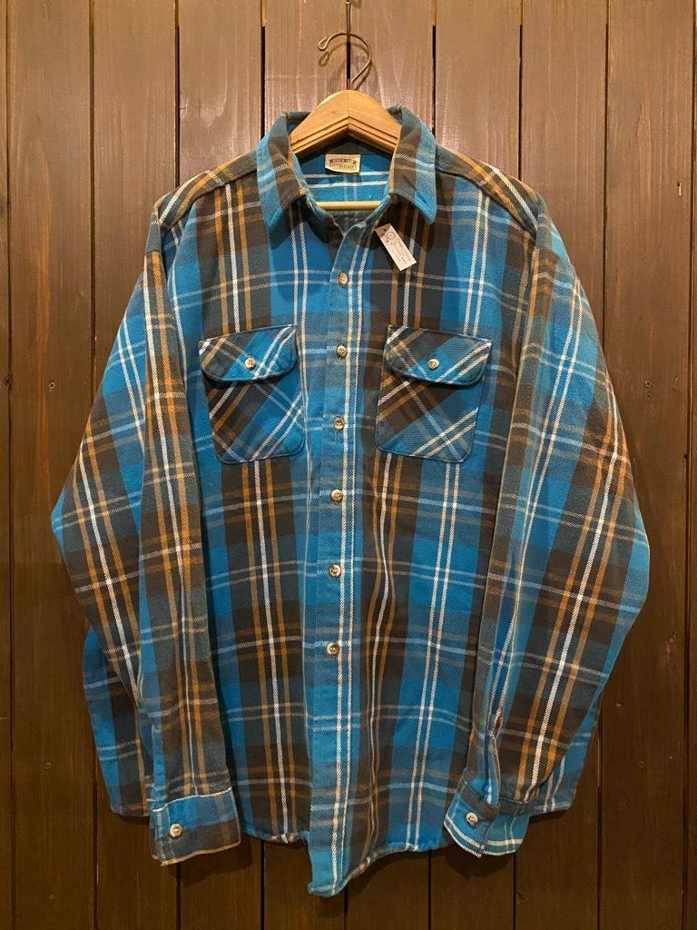 マグネッツ神戸店 12/12(土)Superior入荷! #3 Flannel Shirt !!!_c0078587_11015840.jpg