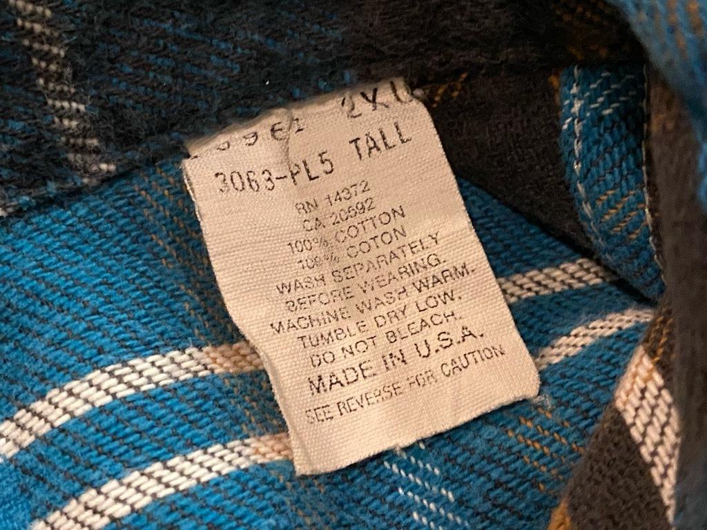 マグネッツ神戸店 12/12(土)Superior入荷! #3 Flannel Shirt !!!_c0078587_11020087.jpg