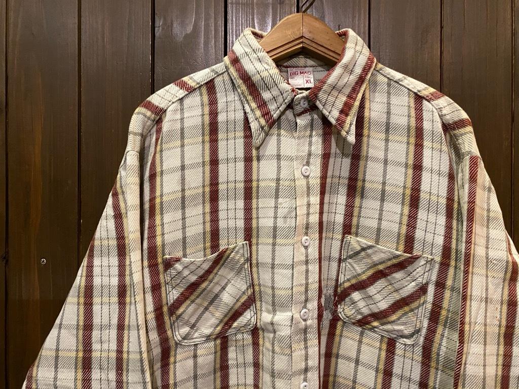 マグネッツ神戸店 12/12(土)Superior入荷! #3 Flannel Shirt !!!_c0078587_11023193.jpg