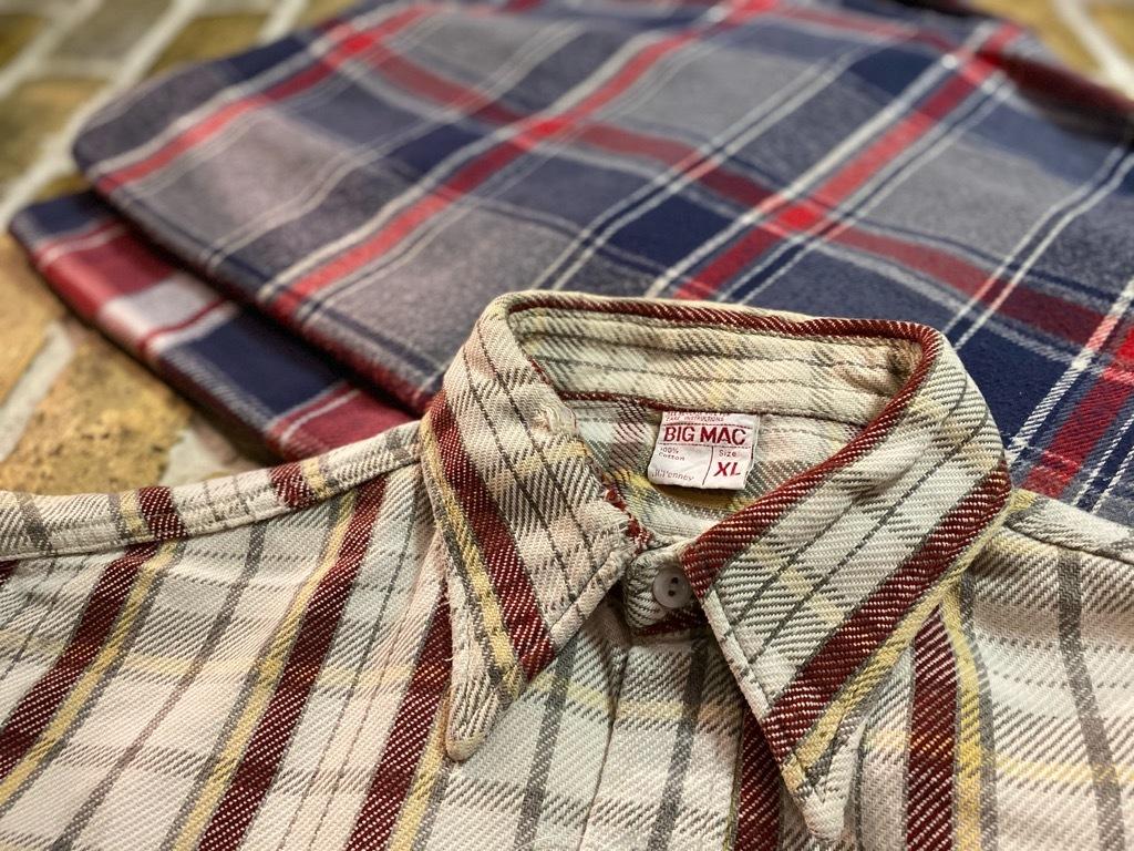 マグネッツ神戸店 12/12(土)Superior入荷! #3 Flannel Shirt !!!_c0078587_11023311.jpg