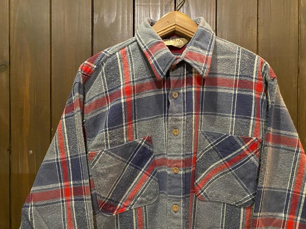 マグネッツ神戸店 12/12(土)Superior入荷! #3 Flannel Shirt !!!_c0078587_11032161.jpg