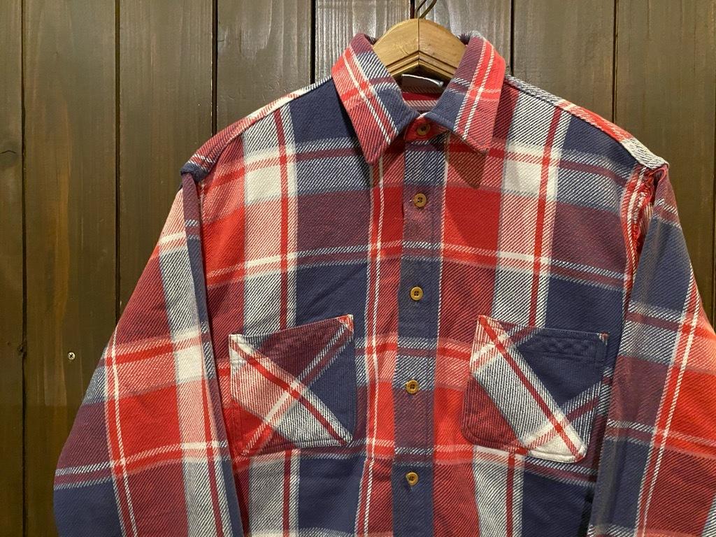 マグネッツ神戸店 12/12(土)Superior入荷! #3 Flannel Shirt !!!_c0078587_11033928.jpg