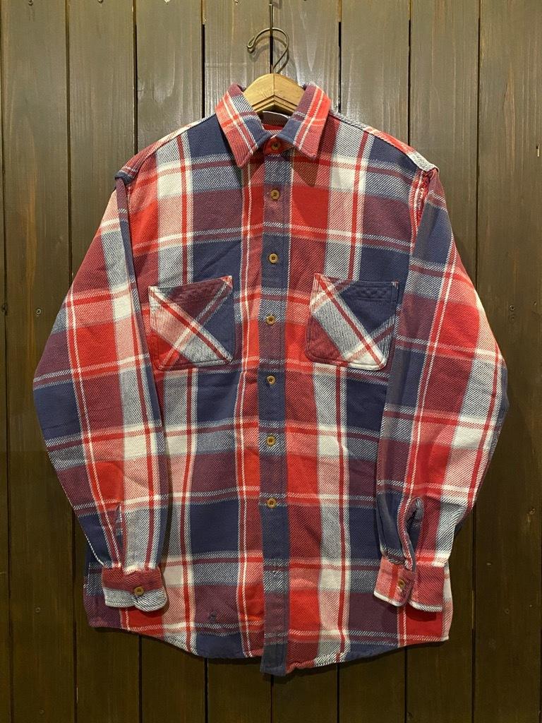 マグネッツ神戸店 12/12(土)Superior入荷! #3 Flannel Shirt !!!_c0078587_11033980.jpg