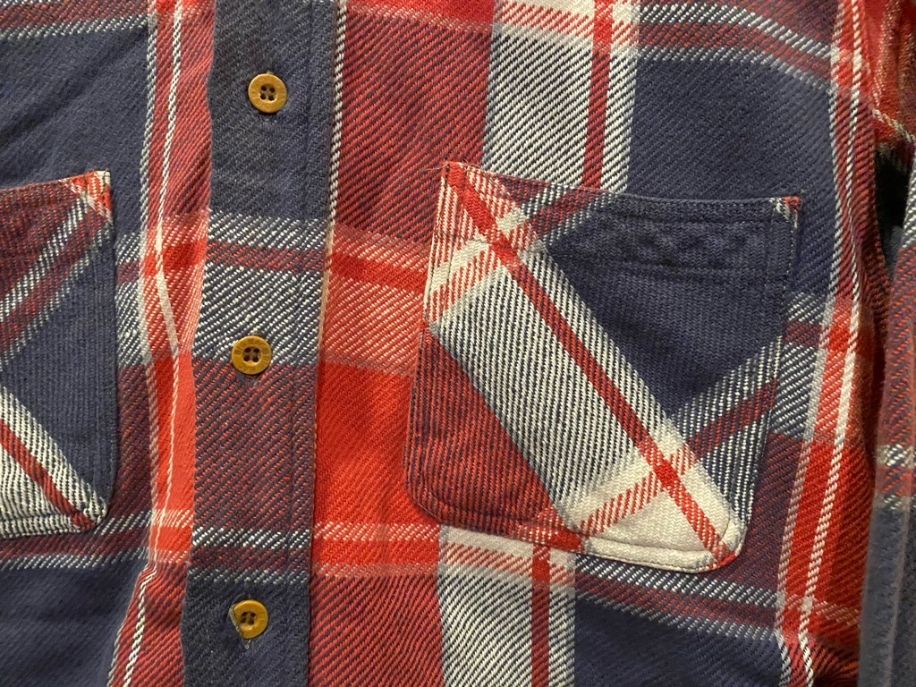 マグネッツ神戸店 12/12(土)Superior入荷! #3 Flannel Shirt !!!_c0078587_11034052.jpg