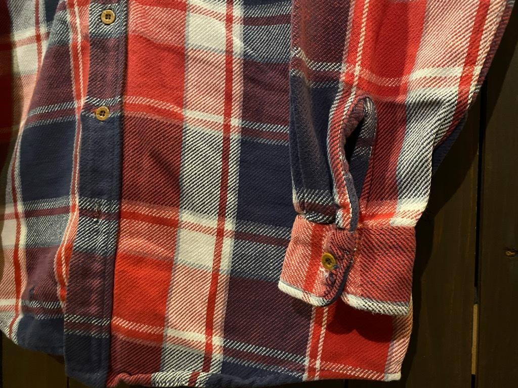 マグネッツ神戸店 12/12(土)Superior入荷! #3 Flannel Shirt !!!_c0078587_11034181.jpg