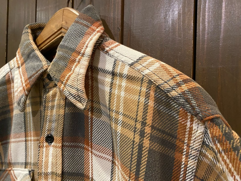 マグネッツ神戸店 12/12(土)Superior入荷! #3 Flannel Shirt !!!_c0078587_11052105.jpg