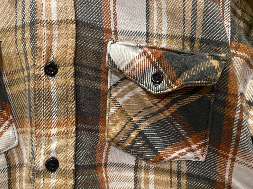 マグネッツ神戸店 12/12(土)Superior入荷! #3 Flannel Shirt !!!_c0078587_11052108.jpg