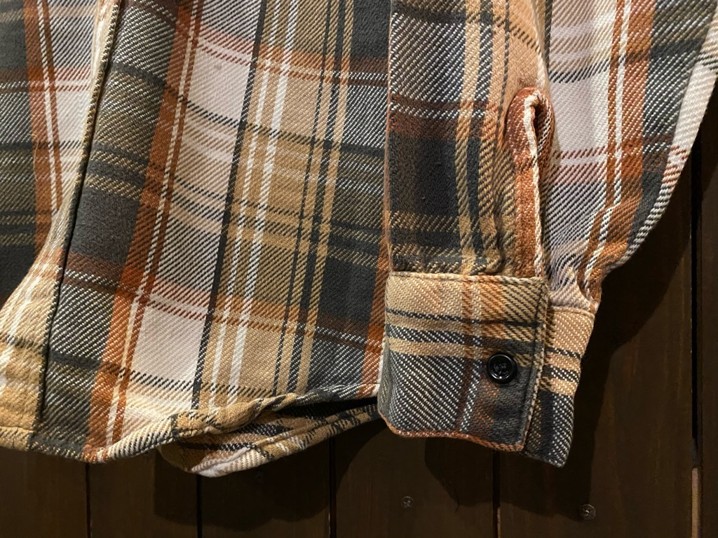 マグネッツ神戸店 12/12(土)Superior入荷! #3 Flannel Shirt !!!_c0078587_11052196.jpg