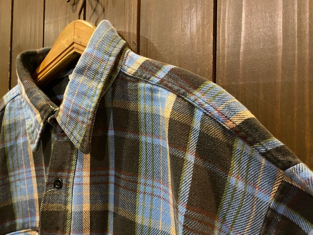 マグネッツ神戸店 12/12(土)Superior入荷! #3 Flannel Shirt !!!_c0078587_11055300.jpg