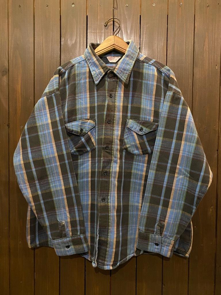 マグネッツ神戸店 12/12(土)Superior入荷! #3 Flannel Shirt !!!_c0078587_11055361.jpg