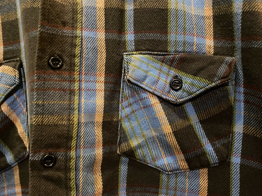 マグネッツ神戸店 12/12(土)Superior入荷! #3 Flannel Shirt !!!_c0078587_11055422.jpg