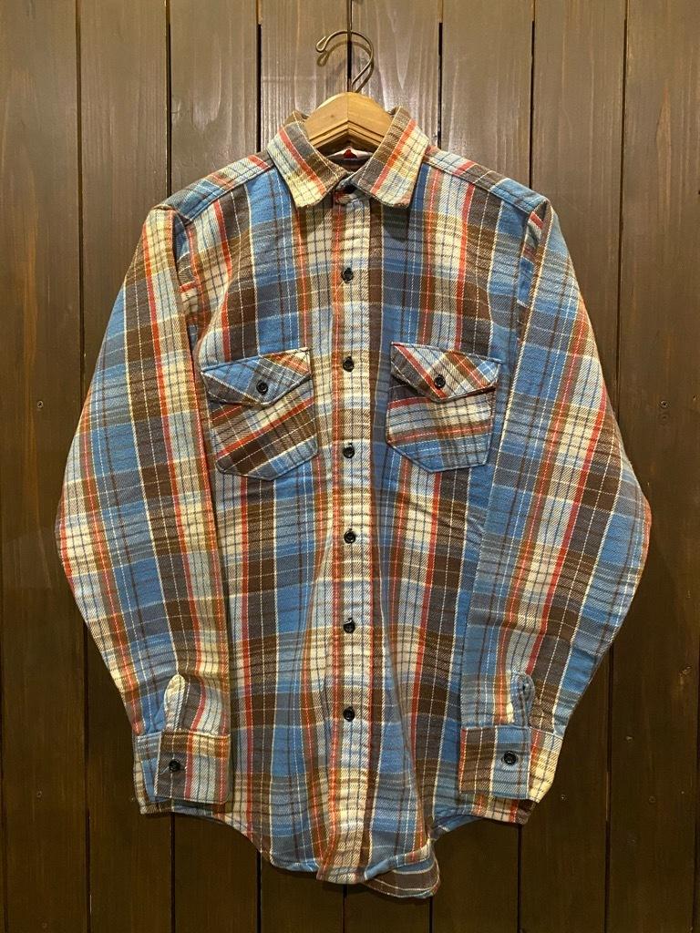 マグネッツ神戸店 12/12(土)Superior入荷! #3 Flannel Shirt !!!_c0078587_11061001.jpg