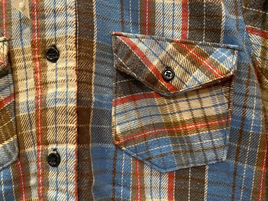 マグネッツ神戸店 12/12(土)Superior入荷! #3 Flannel Shirt !!!_c0078587_11061033.jpg