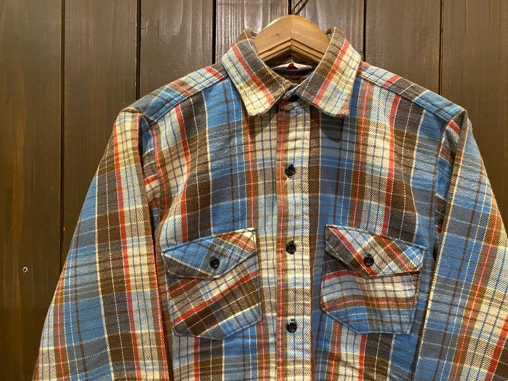 マグネッツ神戸店 12/12(土)Superior入荷! #3 Flannel Shirt !!!_c0078587_11061041.jpg