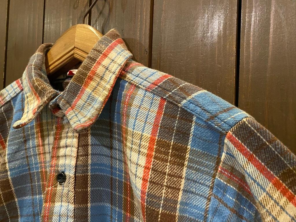 マグネッツ神戸店 12/12(土)Superior入荷! #3 Flannel Shirt !!!_c0078587_11061072.jpg