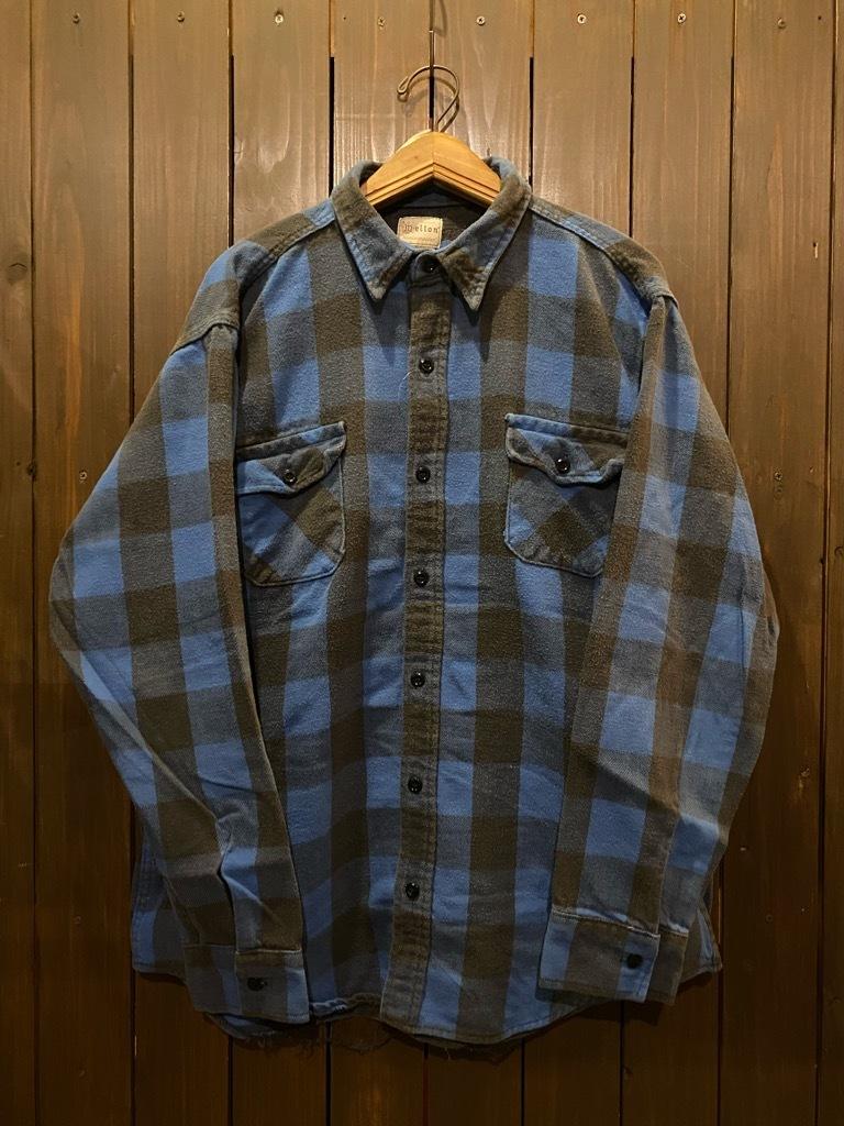 マグネッツ神戸店 12/12(土)Superior入荷! #3 Flannel Shirt !!!_c0078587_11062983.jpg