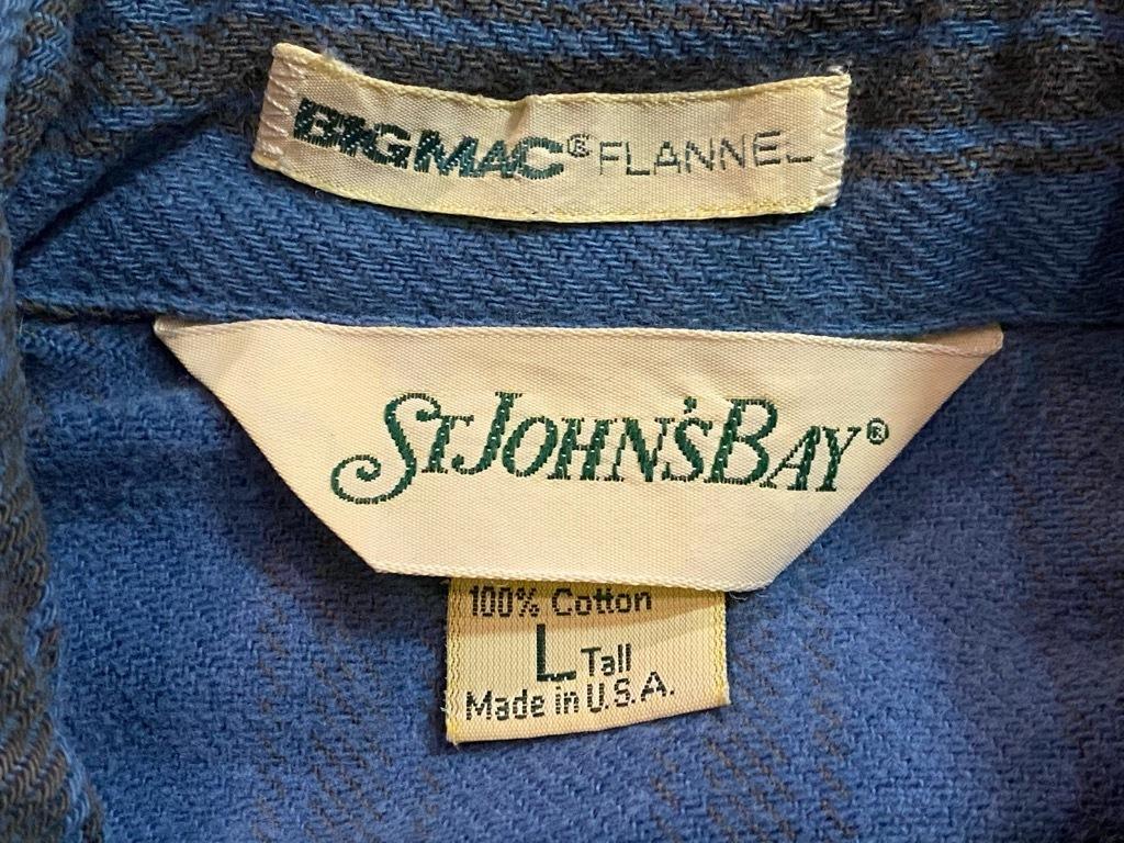 マグネッツ神戸店 12/12(土)Superior入荷! #3 Flannel Shirt !!!_c0078587_11064419.jpg