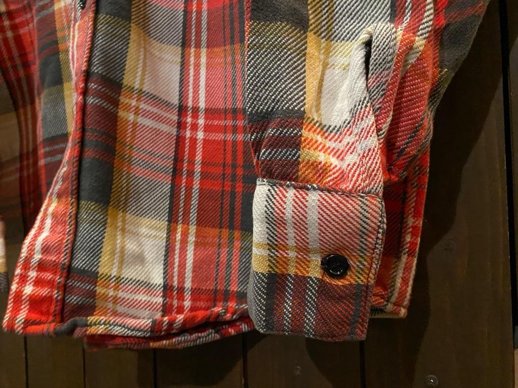 マグネッツ神戸店 12/12(土)Superior入荷! #3 Flannel Shirt !!!_c0078587_11072606.jpg