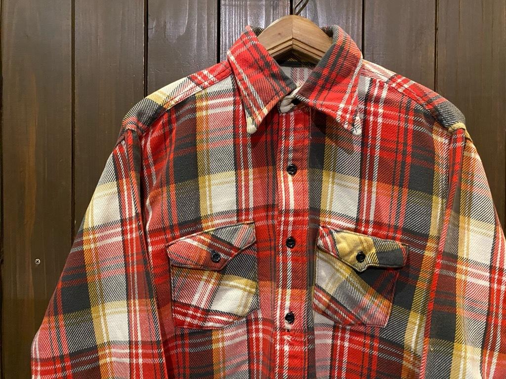 マグネッツ神戸店 12/12(土)Superior入荷! #3 Flannel Shirt !!!_c0078587_11072713.jpg