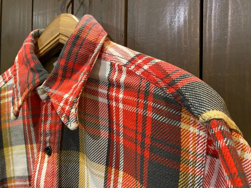マグネッツ神戸店 12/12(土)Superior入荷! #3 Flannel Shirt !!!_c0078587_11072874.jpg