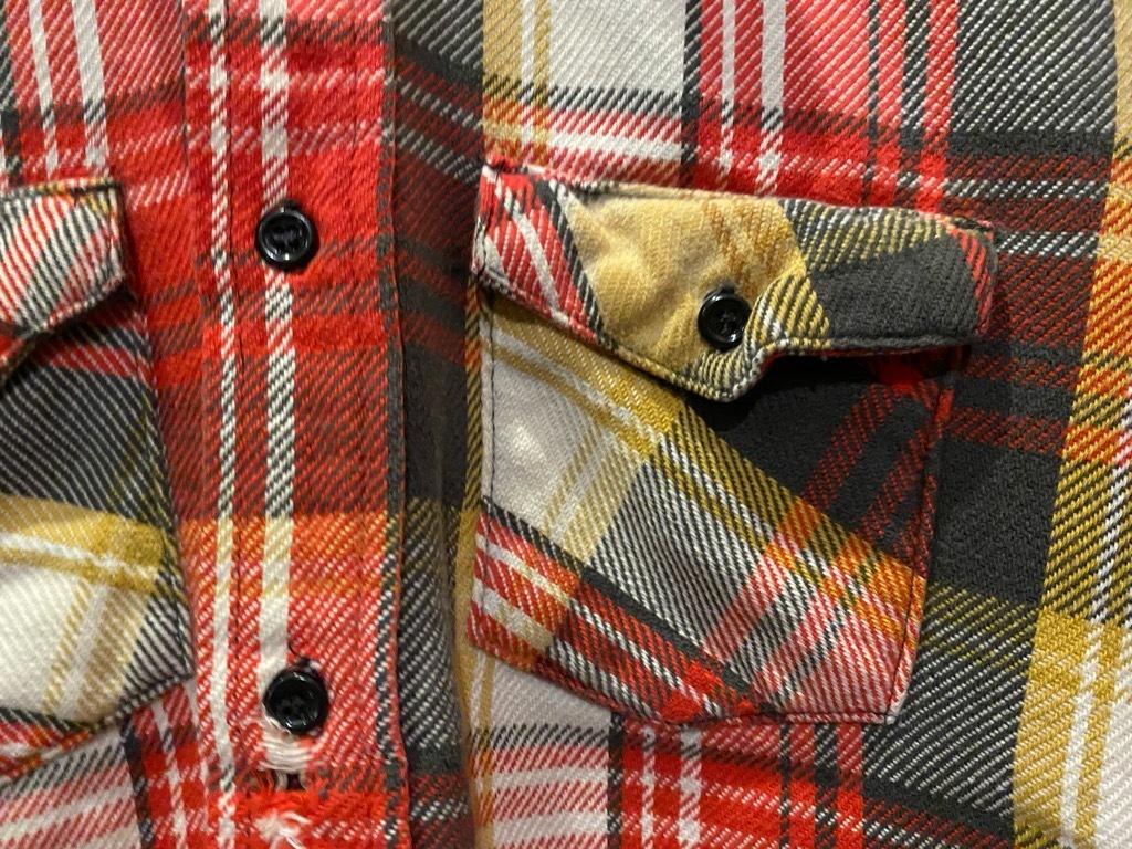 マグネッツ神戸店 12/12(土)Superior入荷! #3 Flannel Shirt !!!_c0078587_11072894.jpg