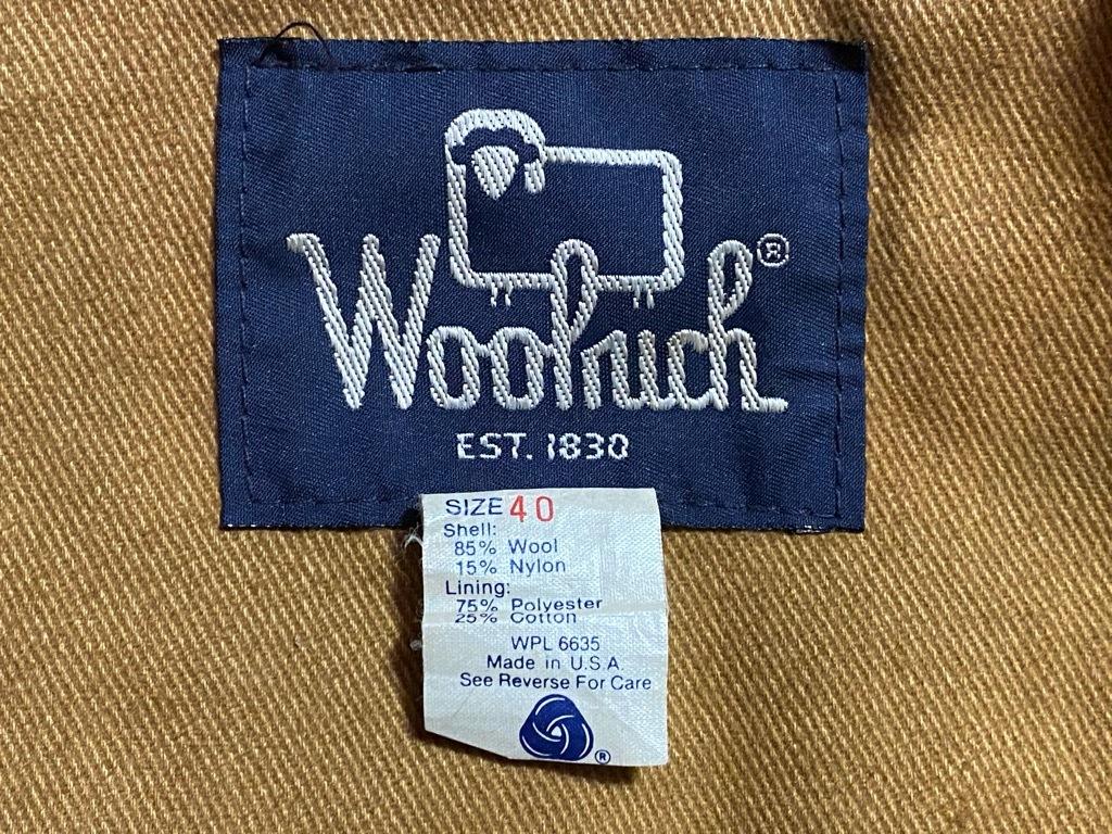 マグネッツ神戸店 12/12(土)Superior入荷! #6 Woolrich Item!!!_c0078587_14425306.jpg